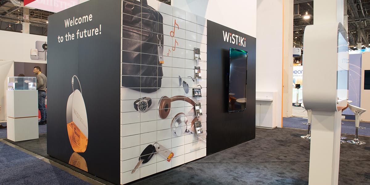 Qlevo Slattile Exhibit / Tradeshow