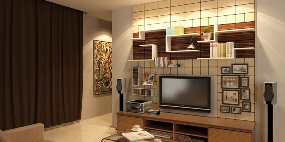 Qlevo Slattile TV Room
